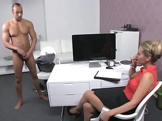 Czech sheila chef makes Greek boy go thru exclusive cement best porn