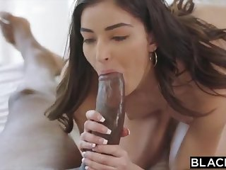BLACKED School Establishing Girl Vengeance Pounds Her Schoolteachers BIG BLACK COCK