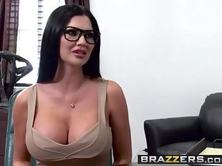 Renowned Orbs at Work -  Quid Professional Inhale episode starring Jasmine Jae  Keiran Lee